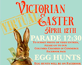Virtual Victorian Easter